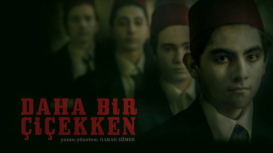 In-the-flower-of-its-Youth-movie-by-Kabatas-High-School-for-the-fallen-students-of-our-nation-at-Wars